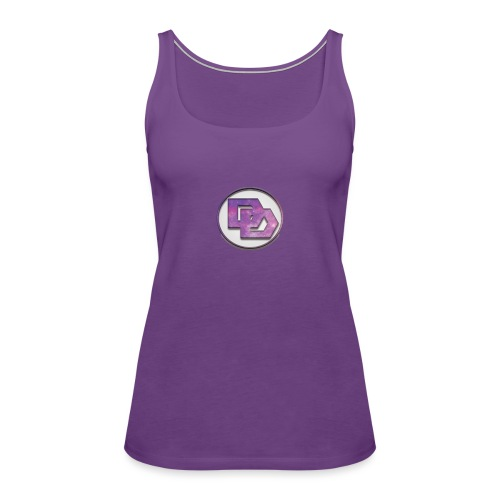 DerpDagg Logo - Women's Premium Tank Top
