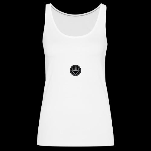 Knight654 Logo - Women's Premium Tank Top