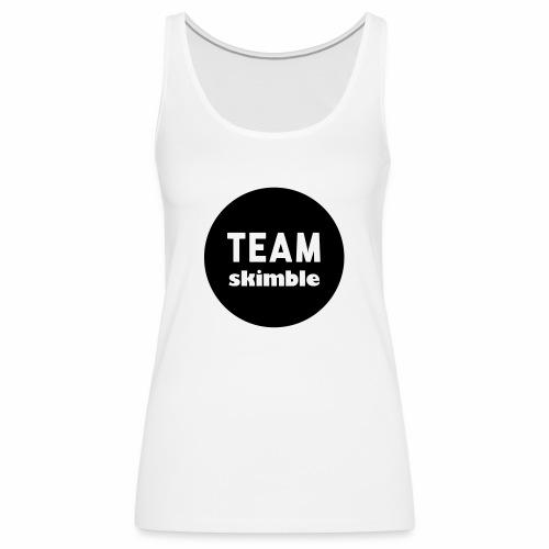 Team Skimble - Women's Premium Tank Top