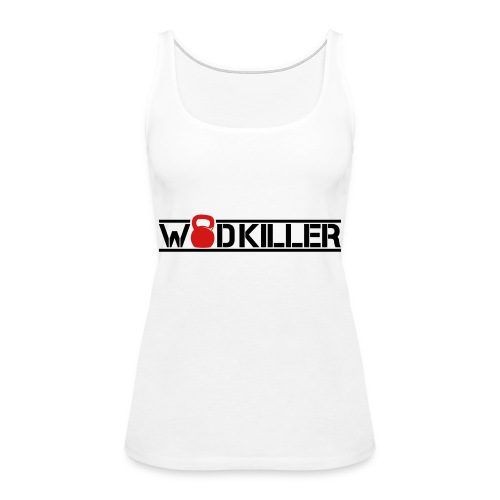 WOD - Women's Premium Tank Top