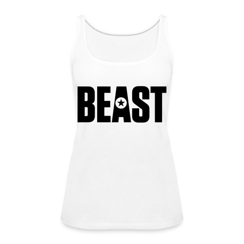 BEAST - Women's Premium Tank Top