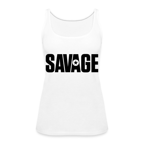 SAVAGE - Women's Premium Tank Top