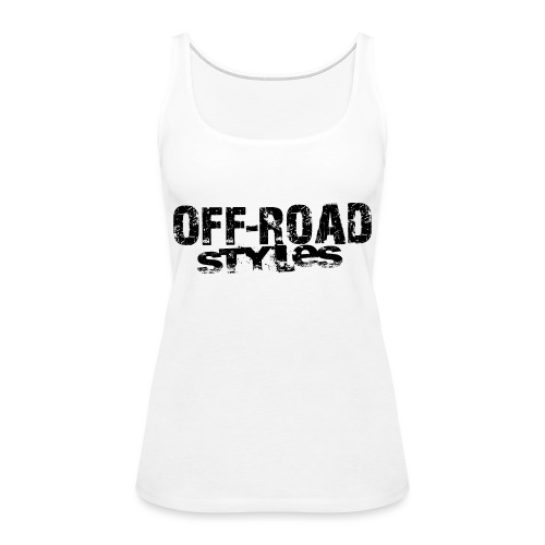 Remember Motocross Long Sleeve Shirts - Women's Premium Tank Top