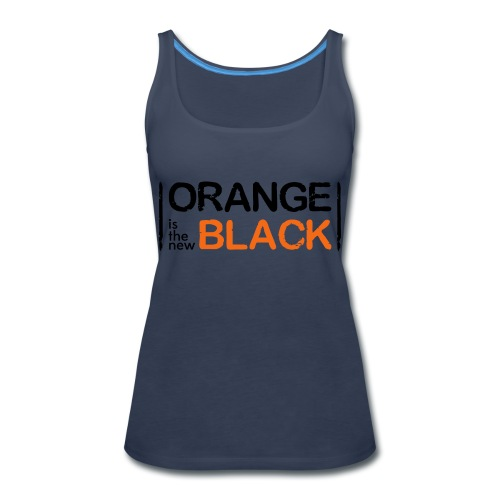 Free Piper, Orange is the New Black Women's - Women's Premium Tank Top