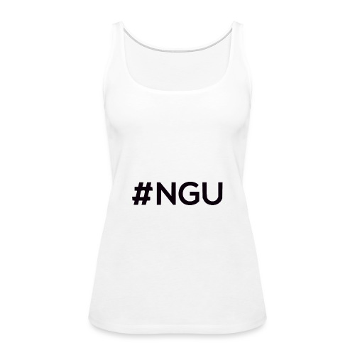logo 11 final - Women's Premium Tank Top