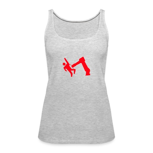 Robot Wins - Women's Premium Tank Top