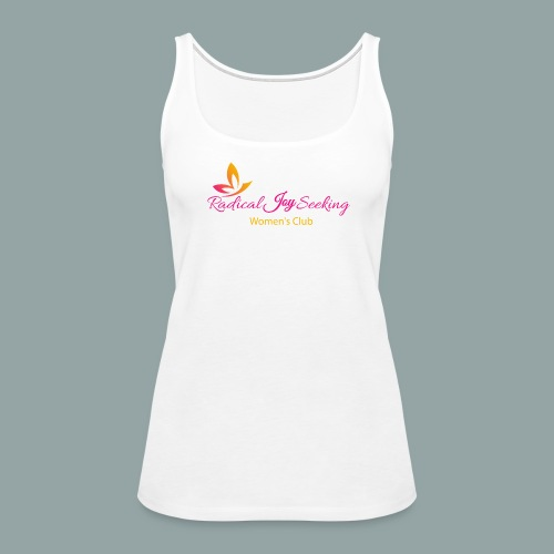 colortransp - Women's Premium Tank Top