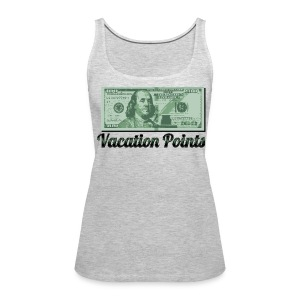 Vacation Points - Women's Premium Tank Top