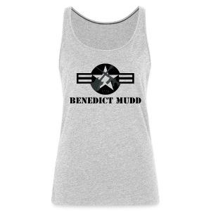 Gray Benedict Mudd - Women's Premium Tank Top