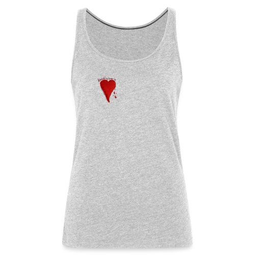 bleedinghearts - Women's Premium Tank Top