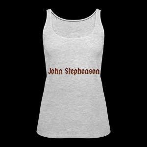 John Stephenson - Women's Premium Tank Top