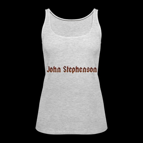 John Stephenson - Women's Premium Tank Top