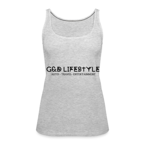 G&D LIFESTYLE - Women's Premium Tank Top