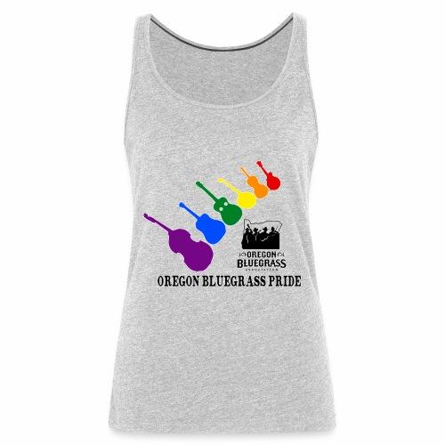 Oregon Bluegrass Pride - Women's Premium Tank Top