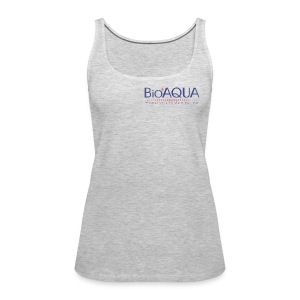 bioaqua no.1 logo - Women's Premium Tank Top