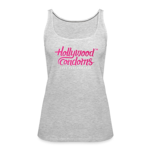 Hollywood Condoms™ - Love Performance - Women's Premium Tank Top