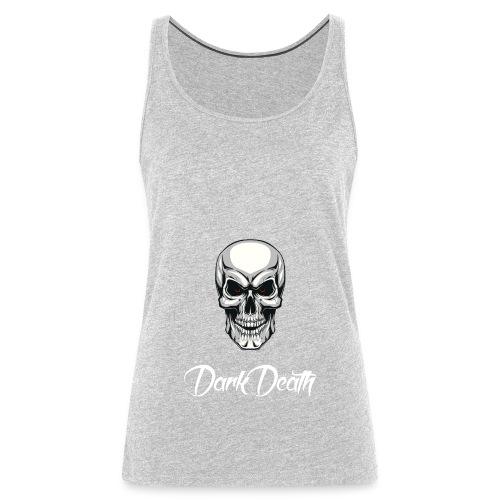 DarkDeath - Women's Premium Tank Top
