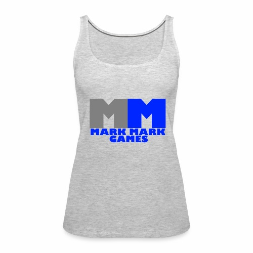 Mark Mark Games - Women's Premium Tank Top