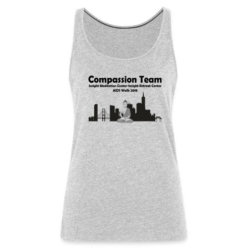 CompassionTeam2018 - Women's Premium Tank Top