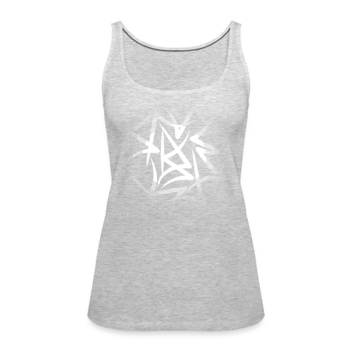 designcrowd t shirt back1 printready 300dpi - Women's Premium Tank Top
