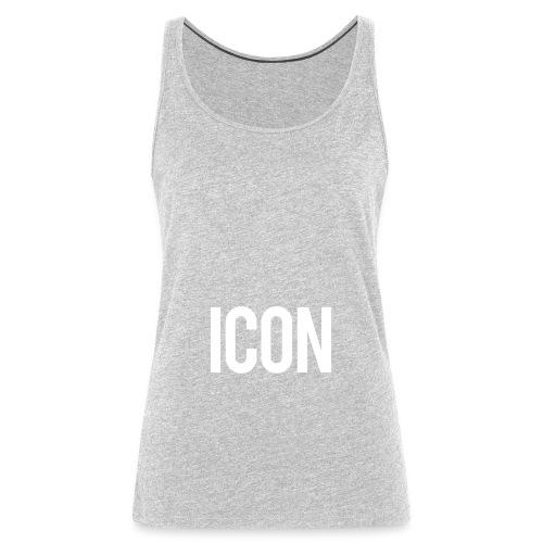 Icon - Women's Premium Tank Top