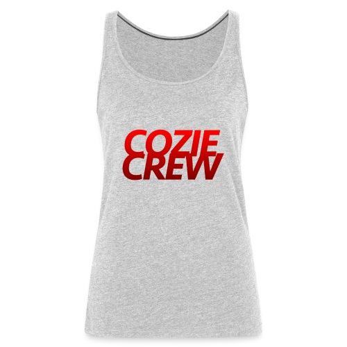 COZIECREW - Women's Premium Tank Top