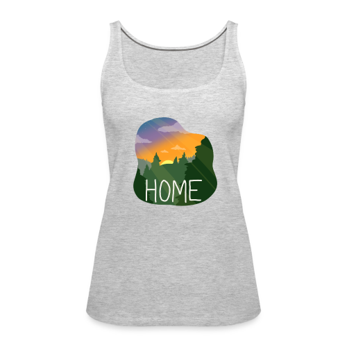 Home - Women's Premium Tank Top