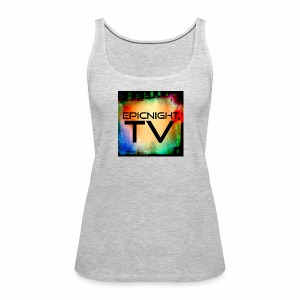 EPICNIGHT.TV - Women's Premium Tank Top