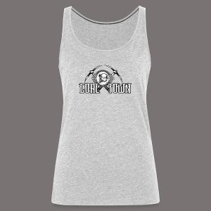 Coal Town Logo - Women's Premium Tank Top
