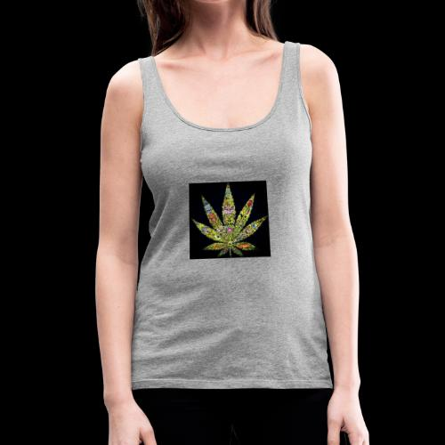 Marijuana - Women's Premium Tank Top