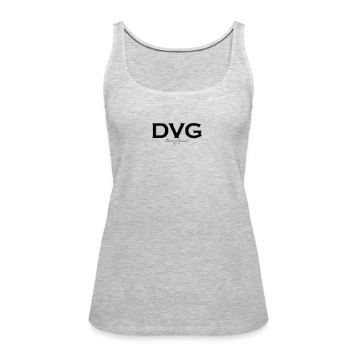 DVG Logo Limited - Women's Premium Tank Top