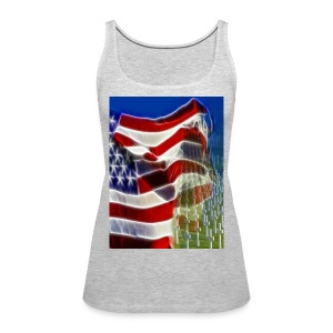 Some gave all - Women's Premium Tank Top