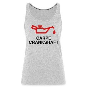 Carpe Crankshaft - Women's Premium Tank Top
