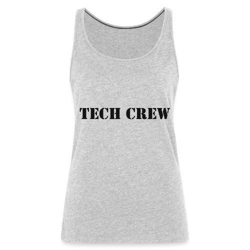 Tech Crew - Women's Premium Tank Top