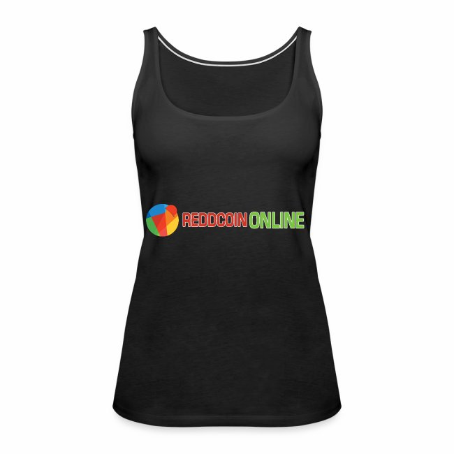 Reddcoin online logo red and green