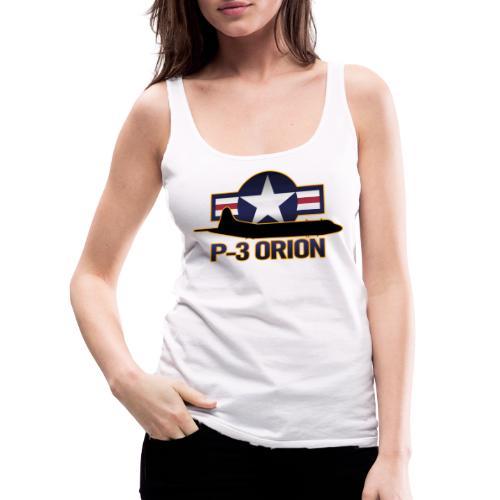 P-3 Orion - Women's Premium Tank Top