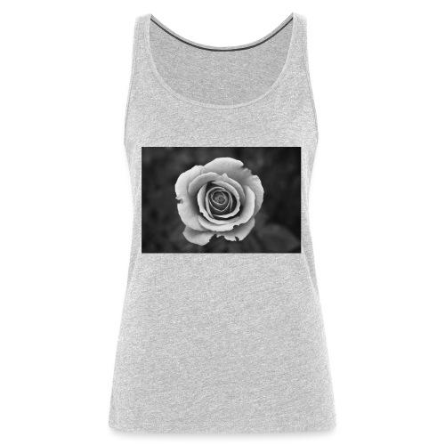 dark rose - Women's Premium Tank Top