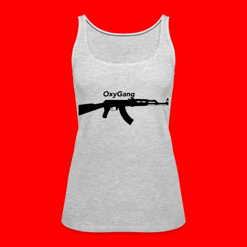 OxyGang: AK-47 Products - Women's Premium Tank Top