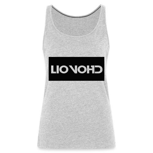 LiovoHD White - Women's Premium Tank Top