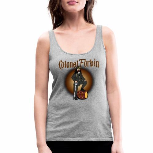 colonel forbin 2 - Women's Premium Tank Top