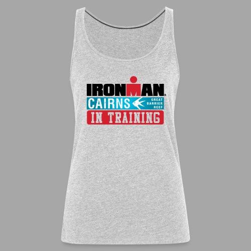 im cairns it - Women's Premium Tank Top