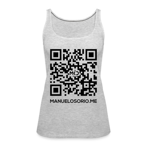back_design9 - Women's Premium Tank Top