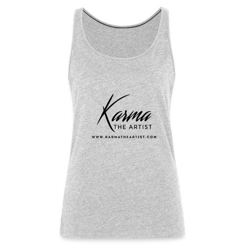 Karma - Women's Premium Tank Top