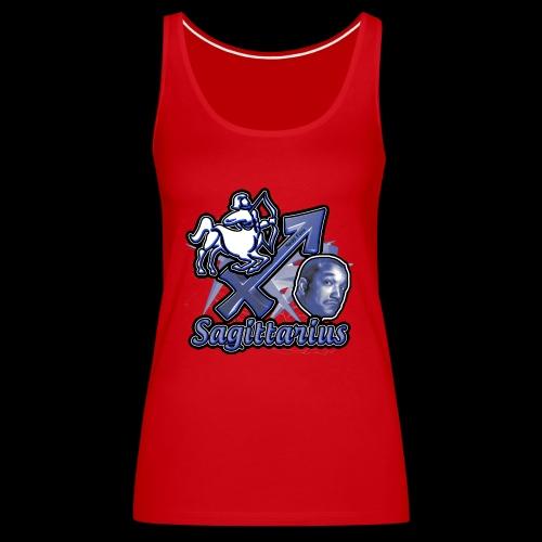 Sagittarius Redd Foxx - Women's Premium Tank Top