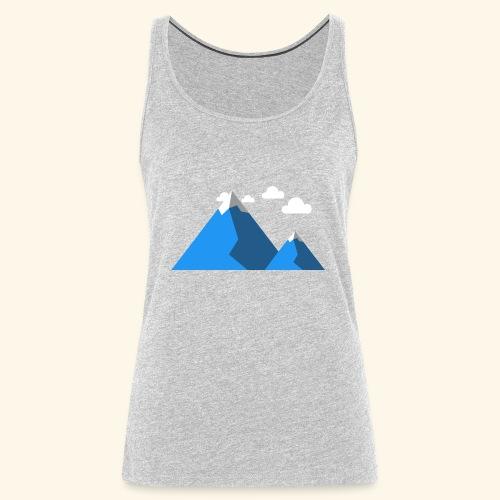 Mountains - Women's Premium Tank Top