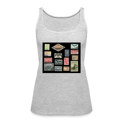 airmail1 - Women's Premium Tank Top
