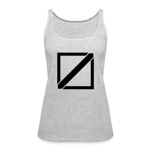 First and Original Design of Divided Clothing - Women's Premium Tank Top