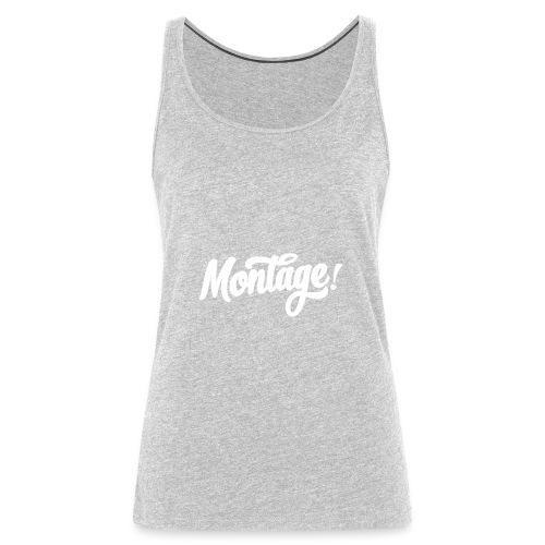 Montage - Women's Premium Tank Top