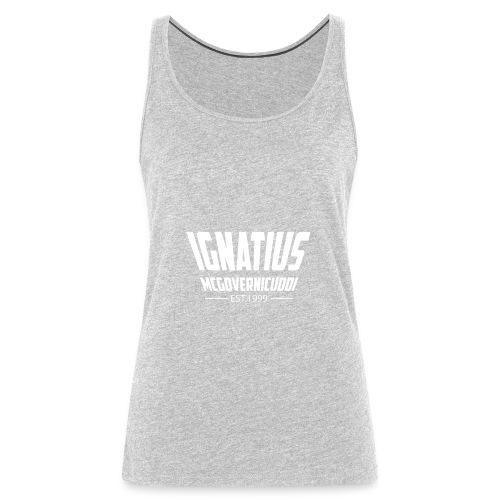 Ignatius - Women's Premium Tank Top