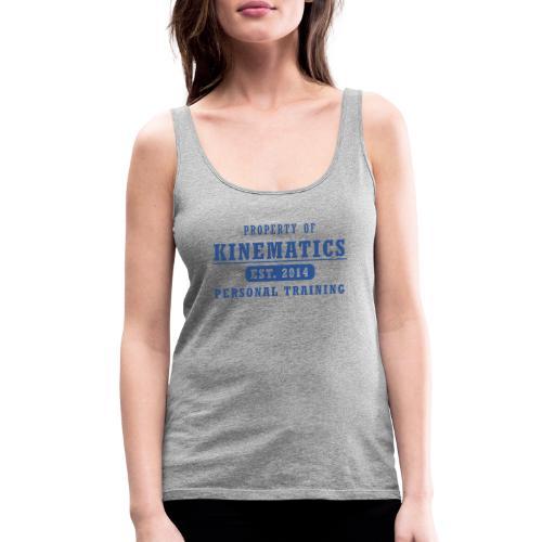 Property of shirt - Women's Premium Tank Top